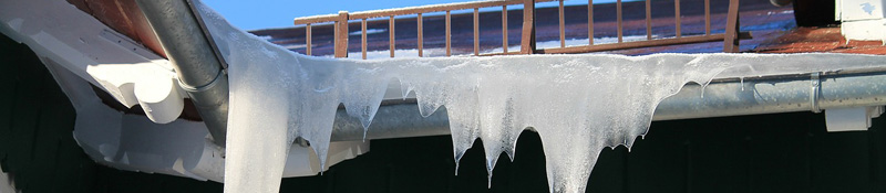 Removing ice dams and snow on residential and commercial properties in the Twin Cities can help stop damage to buildings.